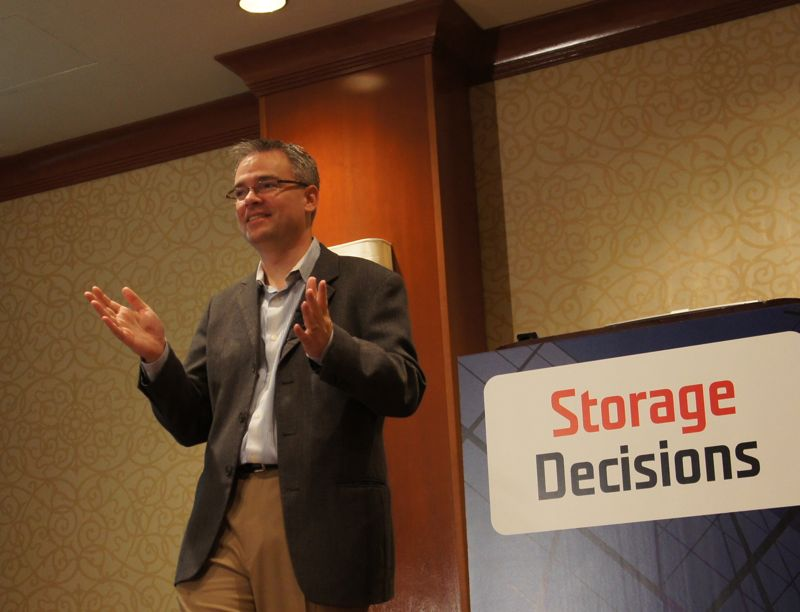 Stephen Foskett to Present at Storage Decisions Chicago